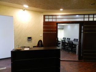 مكاتب مؤثثه للايجار/ اصدار رخصة مهن
