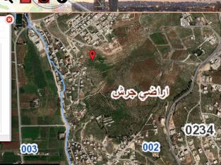 قطع اراضي سكنيه في اجمل مناطق جرش