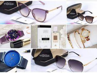 عروض مميزة على الاكسسوارات والنظارات الشمسية