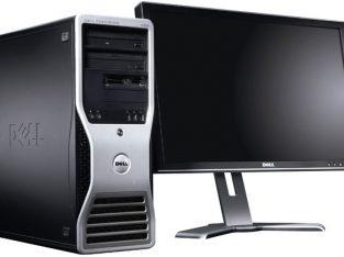 كمبيوتر كيسات كور اي 5 للبيع