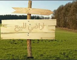 ارض مميزة للبيع في ابو السوس