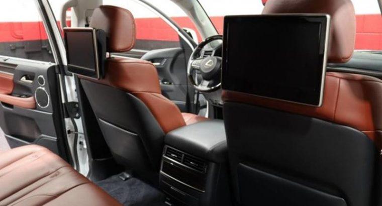 Lexus Lx 570 Used 2018 Full Option For Sale