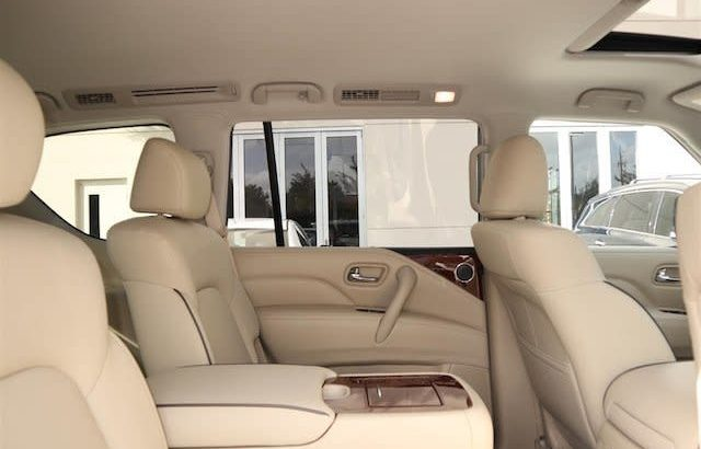 A BRAND NEW NEW 2018 QX80