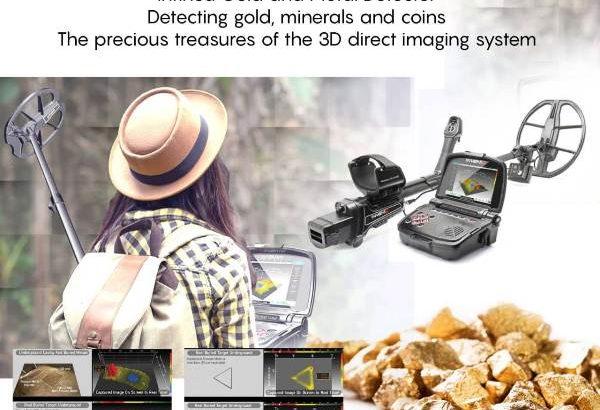 New gold and metal detectors Nokta Invenio Pro 1