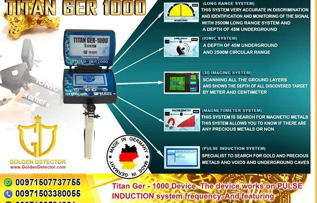 TITAN GE2 1000 2020