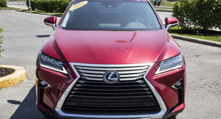 Lexus-RX 350-2018