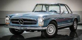 مرسيدس كلاسيك 190 1965 للبيع