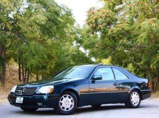 مرسيدس شبح 500 1995 للبيع