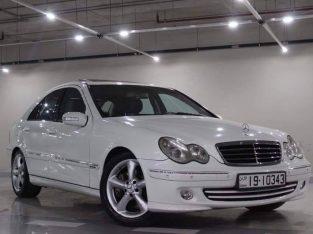مرسيدس 2007 للبيع