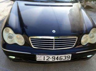 مرسيدس 200 2003 للبيع