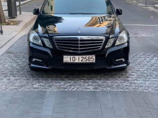مرسيدس 200 2010 للبيع