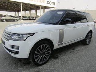 2016 Range Rover Autobiogaphy
